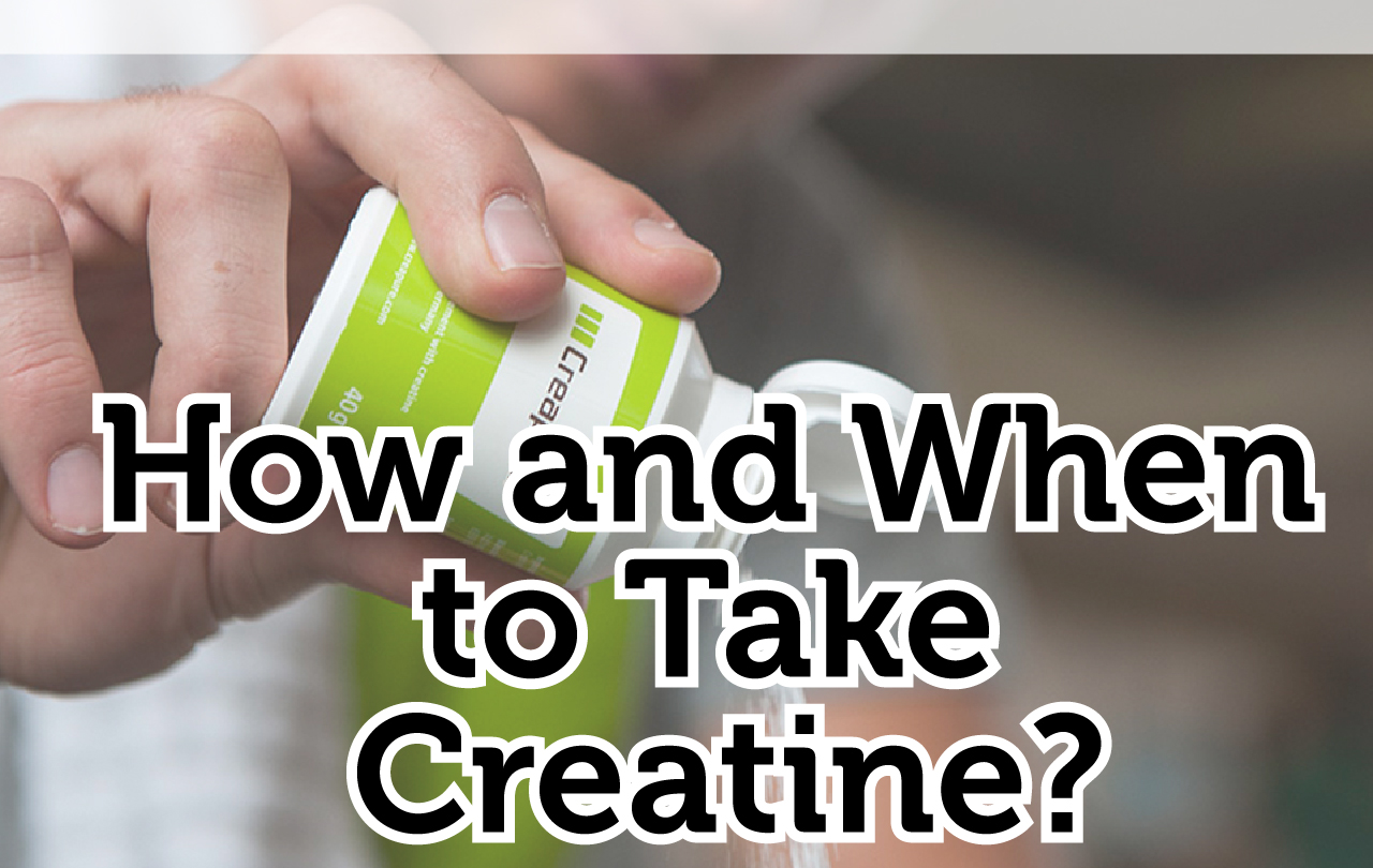 When To Take Creatine And Whey Protein