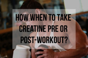 When To Take Creatine Reddit