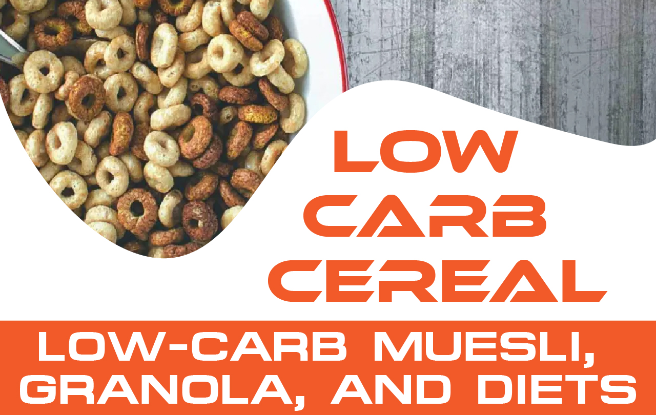 low carb cereal